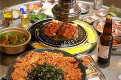 吃在大连-山蒜叶包烤五花肉,咋就那么多人喜欢吃呢?!