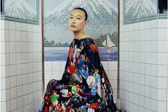 多套造型上封面,29岁秦舒培终于秀出超模范儿!高级美说的就是她