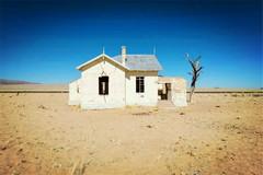 """非洲沙漠中的""""鬼镇"""",每年产出大量钻石,短短几十年就废弃了"""
