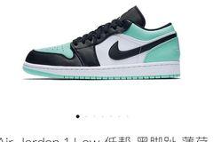 学生党必入手的13款Air Jordan1 low 球鞋