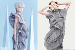 关晓彤胆真大!撞款欧阳娜娜和迪丽热巴,只是时尚品味还有待提高