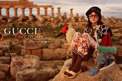 Gucci 2019早秋广告是一场古希腊遗迹上的反主流盛宴