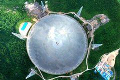 世界第二大望远镜:被中国超越屈居第二,如今逐渐废弃!
