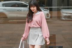 格子裙如何选择?用华丽又可爱的穿搭令造型大放光彩!
