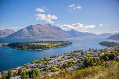 新西兰旅游必去的皇后镇,美到让人沉醉