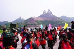郑州这个4A景区人头攒动,热闹非凡,五一假期即将结束你确定不来?