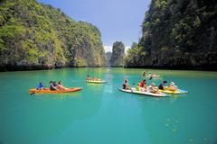 泰国第一大岛普吉岛,是高品位人士首选海岛,一场冲浪节即将举行