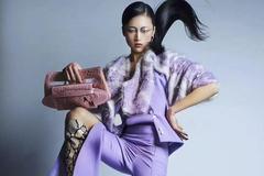 新面孔Model] 华依澜演绎LUCY'S新刊 时尚与色彩的碰撞