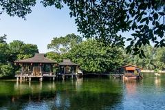广州这座公园可以媲美苏州园林,一直坚持不收费!