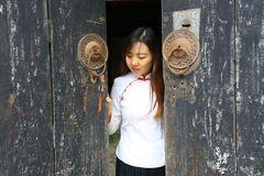 安徽祁门保存完好的一间院落,是村中宝贵的人文财富,充满了历史