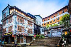 """汶川这个古镇有""""长寿之乡""""的美誉,藏在深山中,充满了原始风情"""
