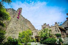 四川阿坝有一处神秘的村落,居住着古老的羌族,充满了原始风情