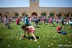 复活节由来以及习俗