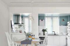 中药柜放调料、独腿圆餐桌、白色百叶窗……本周住友最爱的30张美图全在这了!