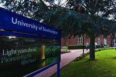 英国南安普顿大学的新变化