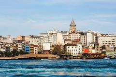 土耳其传奇建筑,位于亚洲陆地,却可以纵览欧洲城景!
