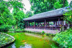 成都杜甫草堂,网友说:原来这里并不破,是最美的诗人故居