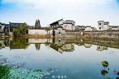 黄山有座美丽乡村,名气不如宏村,人在里面如走迷宫!