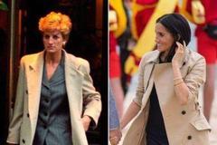 戴妃肯定会喜欢梅根的5大原因,时尚坚强有个性,最重要还是哈里
