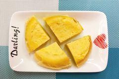 快手蛋糕这样做方便又好吃,关键是宝宝吃再多也不会怕蛀牙!