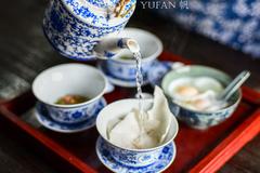 中国名茶多不胜数,唯苏州震泽古镇的四碗茶让我回味无穷