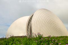 中国唯一建在海岛上的大剧院,投资十亿建设8年,终成湾区新地标