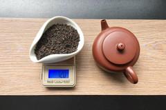 另类冲泡法,只需四泡就能喝掉老茶的全部精华