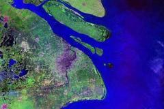 中国最大冲积岛,仅1300多年就变成国内第三大岛,还是热门旅游地