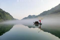 堪称人间仙境、摄影天堂的雾漫小东江,你知道是如何形成的吗?