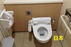 三国厕所对比,日本温馨,印度奇葩,泰国2个字来形容