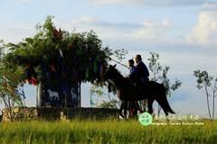 呼伦贝尔草原风光、宝格德乌拉山大型祭祀圣山摄影采风活动
