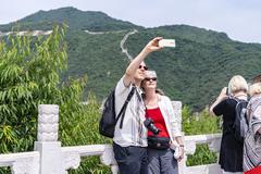 比八达岭晚开放30年,却成外国游客最多的长城,慕田峪魅力何在?