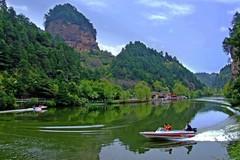 甘肃省最有江南气质的城市,山清水秀古迹众多,旅游资源丰富