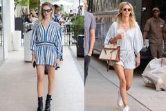或清新或气质,连体短裤让你都市穿搭更能时髦,轻松舒适好搭配