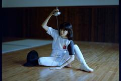 Fencer击剑运动写真 摄影师 半顆丸