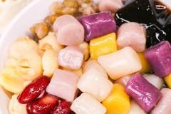 9.9元/碗!台湾来的超足料「彩虹芋圆」,把我吃成大胃王!
