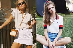 帅气与美丽并存,今年夏天让POLO衫帮你凹时髦造型,休闲又有范儿
