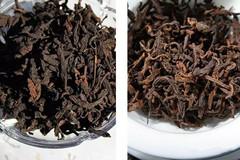 微观六堡茶(5)冷水渥堆工艺,六堡和熟普有着不同理解!