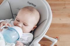 宝宝添加辅食后奶怎么喝?