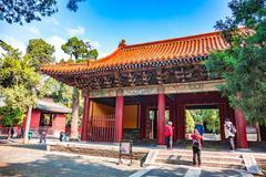它仿北京故宫修建,门票却比故宫贵,曲阜名气最大