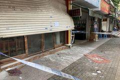 突发!南宁大沙田一餐饮店发生煤气爆炸,现场起火!2人严重受伤!