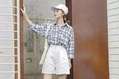 """2019年""""爸爸裤""""火了!比短裤时髦,比阔腿裤凉爽!"""