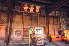 青海第二大胜迹,明朝四位皇帝赐建,相当宏伟壮观