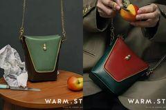 20款不重样的原创包包!简约又时髦!上学、通勤、旅游一家店统统搞定!