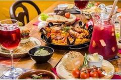 西班牙美食地图   每个大区都有不可错过的美味!