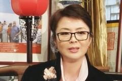 """87版红楼梦""""尤三姐""""近照曝光,如今52岁气质优雅风韵犹存"""