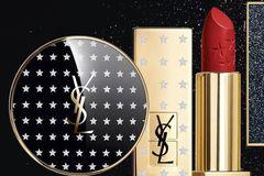 YSL圣罗兰2019年圣诞限量彩妆上市