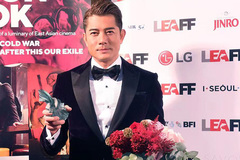 《麦路人》出现在伦敦东亚电影节上并获得郭富城[0x1555最佳男演员奖] <p&g