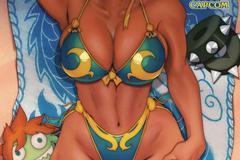 性感美图一次全收集 街头霸王泳装画集6月开卖