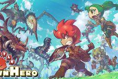 又变叛徒了?GF社原创游戏《小镇英雄》将登陆PS4
